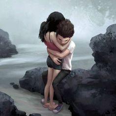 Ilustraciones-amor-verdadero-11.jpg (800×799)