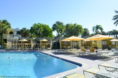 Vacation & Relaxation   #pool #florida #summer #vacation #resort #beach #stpetebeach #stpete #clearwater #clearwaterbeach #palmtrees #cabanas #family