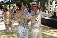 What to Wear to the Jazz Age Lawn Party on Governor's Island