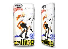 """""""Because I"""" iPhone 6 Hülle by Sandrine Pagnoux. Jede Hülle wird mit hochwertigen Materialien in Brooklyn und Berlin handgefertigt."""