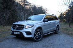 2017 Mercedes Benz GLS Full-Sized SUV - http://foyhouse.com/2017-mercedes-benz-gls-full-sized-suv/