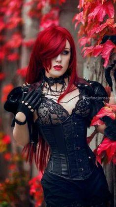 Red pretty