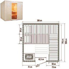 Buy your traditional saunas or sauna stoves online. Sauna Steam Room, Sauna Room, Outdoor Sauna, Outdoor Baths, Sauna Diy, Design Sauna, Sauna Hammam, Building A Sauna, Traditional Saunas