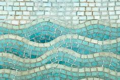 How to Make a Wave Mosaic