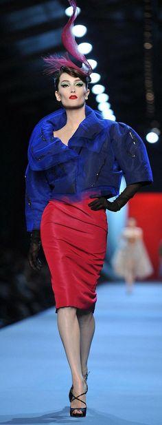 John Galliano for Christian Dior HC | Spring 2011...