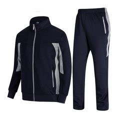 Sports Tracksuits, Mens Tracksuit Set, Custom Football, Track Suit Men, Woven Fabric, Color Blocking, Nike Jacket, Athletic, Cotton