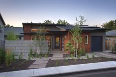 LEED house in Illinois! what what?!