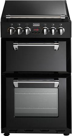Electric Cooker Stove : electric-cooker-stoves-mini-range-black-richmond.jpg