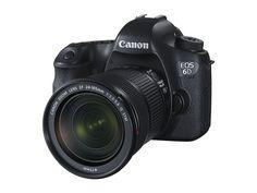 Canon EOS 6D SLR-Digitalkamera 3 Zoll Kit inkl. 24-105