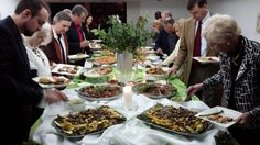 """Dinner Buffet at """"The Museum"""""""