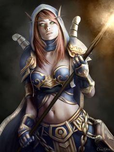 Blood Elf on Pinterest | Warcraft Art, World Of Warcraft and Night Elf