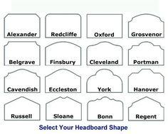 Headboard - Designer Shapes or Your Design