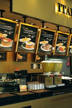 Italian Burger House on Behance