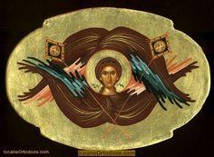Heruvimii – Al Doilea Ordin Angelic Altar, Mystic, Fresco