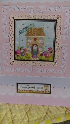 Made by Ruth Hay - Topper and backing paper from the Fairy wishes collection