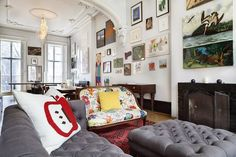 Fantastiс Townhouse in New York | Miss Design