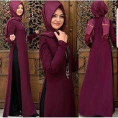 """358 Beğenme, 7 Yorum - Instagram'da PİNARSEMS, MİNEL AŞK, AN-NAHAR (@revza_moda): """"👉www.revzamoda.com 👉iletişim 📲0543 202 30 07 📲 . 👉PINAR ŞEMS 👉PINAR TUNİK👈 . 👉Beden👉36_38_40_42👈 .…"""" Abaya Fashion, Muslim Fashion, Modest Fashion, Fashion Dresses, Hijab Style Dress, Dress Up, Bridal Hijab Styles, Modele Hijab, Hijab Tutorial"""