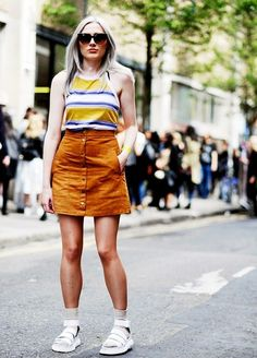 The Best Real Girl Street Style Looks - Street Style