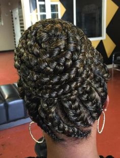 Crochet Braids Greenville Sc : the braid pattern I used to achieve both my long and and short Crochet ...