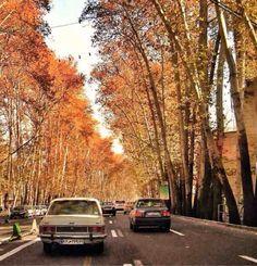 fall inTehran