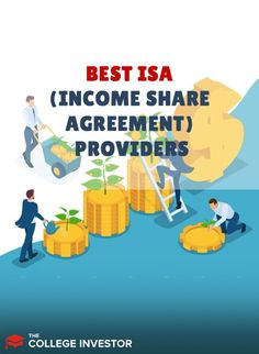 Best ISA Providers: Top Places To Find Student Income Share Agreements Student Loan Options, Student Jobs, Federal Student Loans, Student Loan Debt, New Students, College Students, Private Loans, Student Loan Forgiveness, Managing Your Money