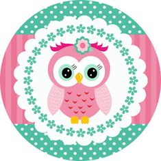 Shop Pink Owl Custom Sticker created by Baby_Sweet_Baby. Owl Clip Art, Owl Art, Owl Birthday Parties, Owl Parties, Owl Classroom, Kindergarten Classroom, Classroom Decor, Owl Wallpaper, Candy Bar Labels
