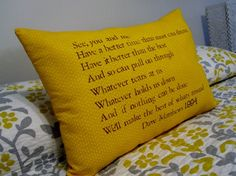 I need this color pillow!