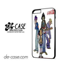 Gorillaz DEAL-4788 Apple Phonecase Cover For Iphone 6/ 6S Plus