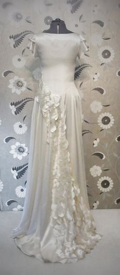 this is such a breath taking dress by Joanne Flemming