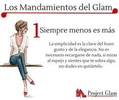 Project Glam – Diseña tu nueva imagen personal
