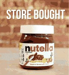 Make Your Own Nutella