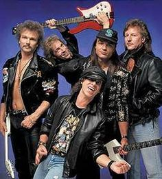 Scorpions (Disc by DP, 2013) - Thanks