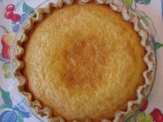 Sister Liza Jane's Southern Buttermilk Pie Recipe Pie Recipes, Sweet Recipes, Dessert Recipes, Just Desserts, Delicious Desserts, Yummy Food, Eat Dessert First, Pie Dessert, Southern Buttermilk Pie