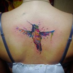 You Need To Make Your Next Tattoo A Watercolor Tattoo