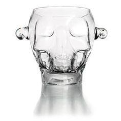 Skeleton Glass Bowl