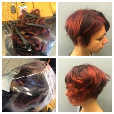 Fashion color by Hairstudio30