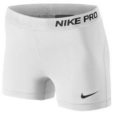 "Nike Pro 3"" Compression Short - Women's - Clothing"
