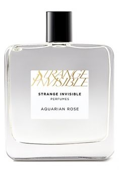 Aquarian Rose Strange Invisible Perfumes for women and men