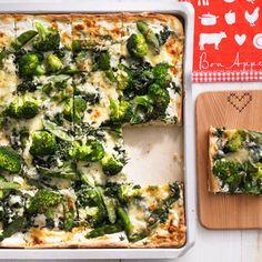 "Pizza ""Grüne Wiese"" | BRIGITTE.de"