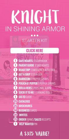 Select your $149 starter kit!