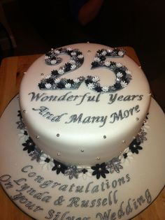 @Amy (Klik) Murray can we try to make this ?! 25th wedding anniversary