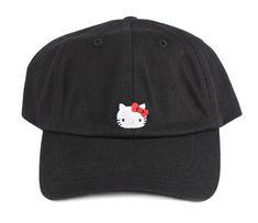 2da9e9634 Hello Kitty Baseball Cap: Friend Baseball Cap, Dad Hats, Beanie, Sanrio,