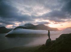 https://flic.kr/p/qiyEwi | Sunset on the Borðoy island | www.nearthelighthouse.com