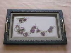 Cross Stitch, Frame, Needle Lace, Home Decor, Picture Frame, Punto De Cruz, Decoration Home, Room Decor, Seed Stitch