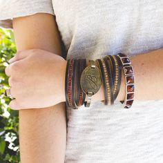 Bracelets by Jewel Kade #armcandy style, bracelets, romant jewelri, kade bracelet, jewel kade, kade armcandi, jk bracelet