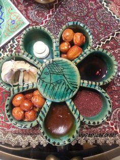 My Persian Corner: Iranian Nowruz- Haft Seen Table