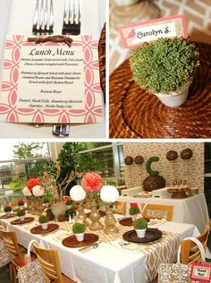 Beautiful Ladies Luncheon — Celebrations at Home