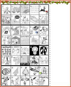 Printable * Guess the Christmas Songs or Carols Word Puzzle PreOpener - Printable Party Game Brain Teaser for Christmas Parties~ Cub Scout Pack Meeting ~ Free Printable.  Here is a fun Free printable to use for your Christmas Parties or Pack Meetings over the Holidays or other Cub Scout event.  It is a great preopener to get people talking to and socializing with each other before the event starts.  A great ice breaker.
