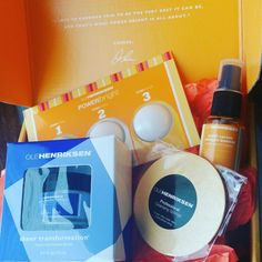 B is 4: Brighten Up Your Skin with Ole Henriksen skincare products