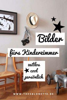 Super schöne und individuelle Bilder fürs Kinderzimmer lassen sich mit dem Scherenschnitt zaubern. #kinderzimmer #bilder #scherenschnitt #wandgestaltung #diy